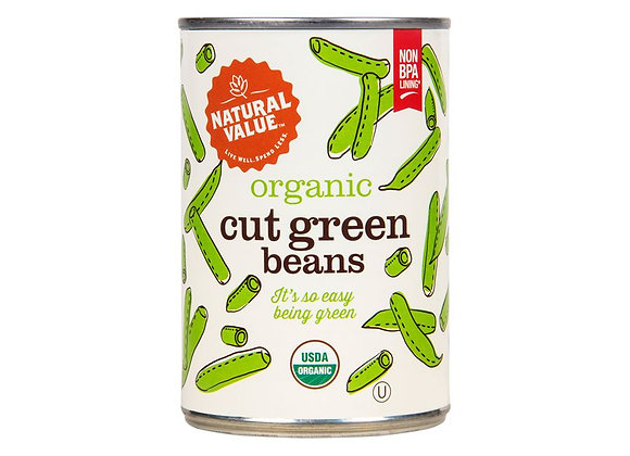 Green Beans, Canned
