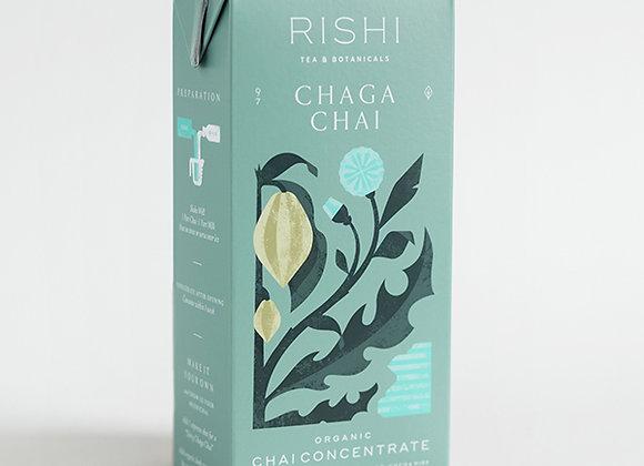 Reishi Chaga Chai Concentrate