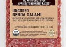 Applegate Farms Sliced Genoa Salami