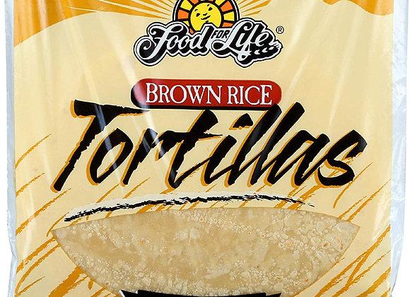 Food For Life, Brown Rice Tortillas