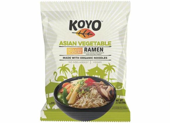 Koyo Asian Vegetable Ramen
