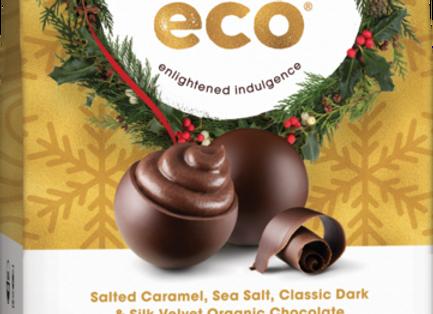Alter Eco Holiday Chocolate Truffles