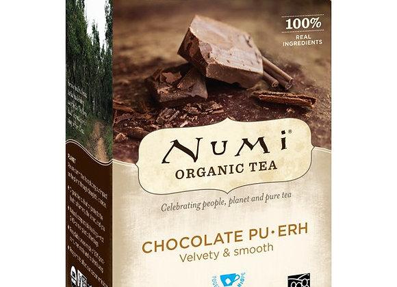 Numi Chocolate Pu-reh Tea