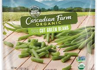 Cascadian Farms Cut Green Beans