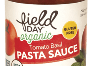 Field Day Tomato Basil Pasta Sauce