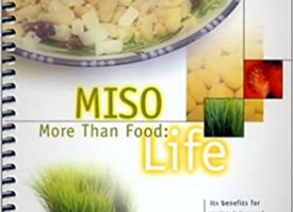 Miso More Than Food Book