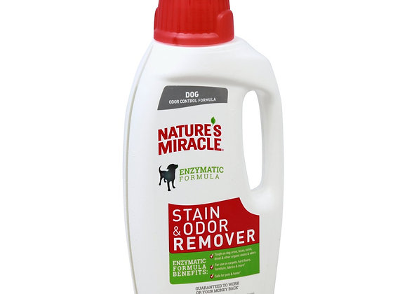 Nature's Miracle Dog Stain and Odor Remover, 32 oz