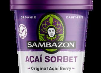 Sambazon Acai Sorbet