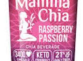 Mamma Chia Raspberry Passion Drink