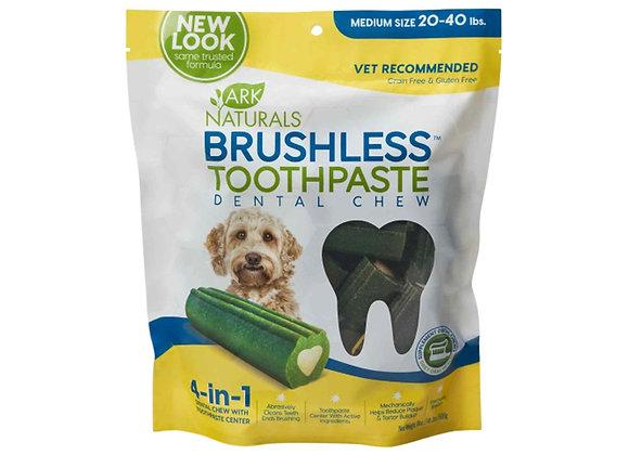 Ark Naturals Brushless Toothpaste, Medium Dog