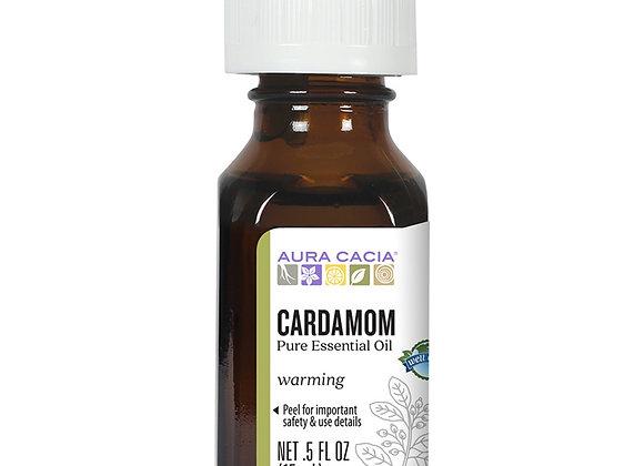 Aura Cacia Essential Oils, Cardamom
