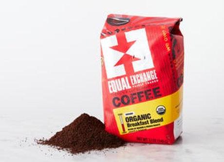 Equal Exchange Breakfast Blend Coffee