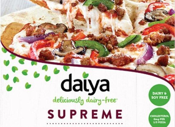 Daiya Dairy Free, Gluten Free Pizza, Supreme