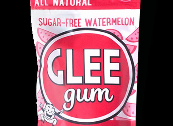 Glee Gum, Watermelon, Pouch