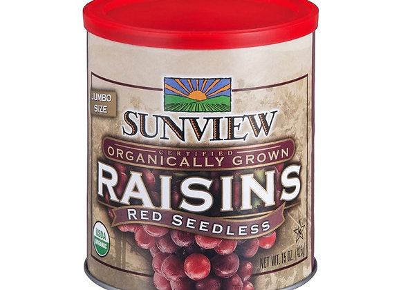Canned Raisins
