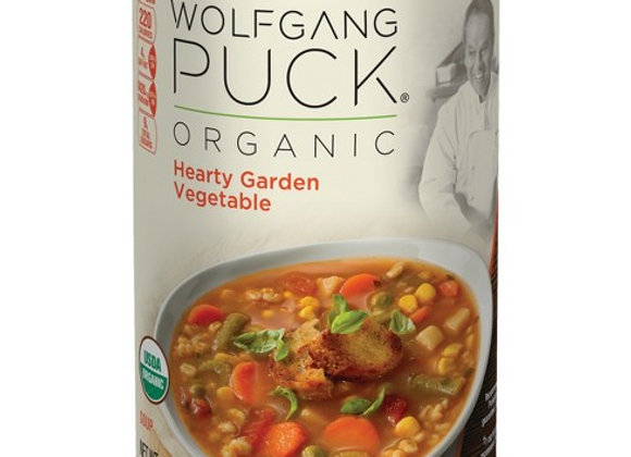 Wolfgang Puck Hearty Vegetable Soup