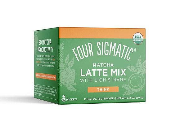 Four Sigmatic Lion's Mane Matcha Mix