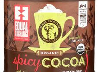 Equal Exchange Spicy Hot Cocoa Mix