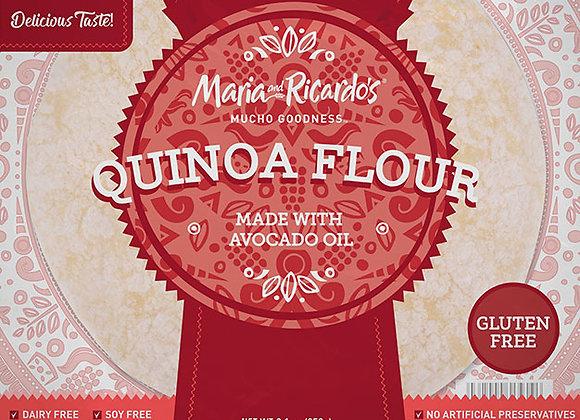 Maria and Ricardo's, Quinoa Flour Tortillas, Gluten Free