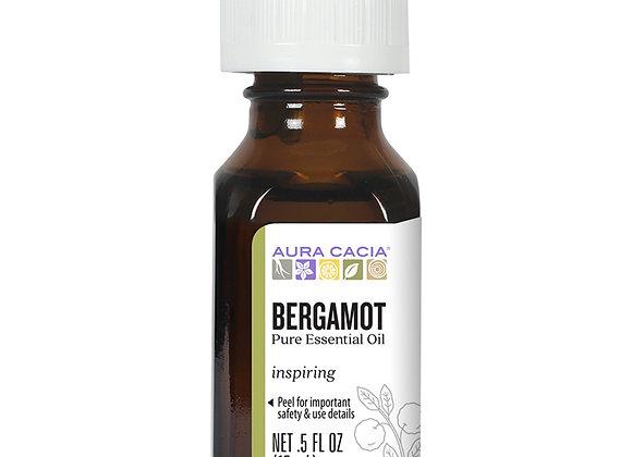 Aura Cacia Essential Oils, Bergamont