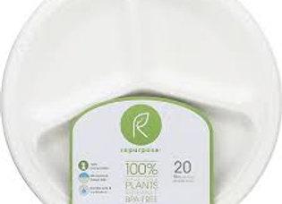 Repurpose 10 inch Compostable Plates