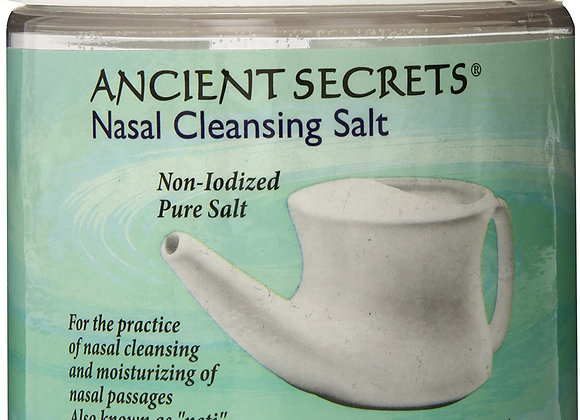Ancient Secrets Nasal Cleansing Salts