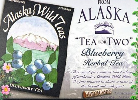 Blueberry Tea For Two- Mail Kit