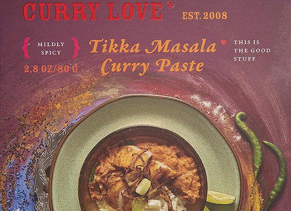 Tikka Masala Curry Love