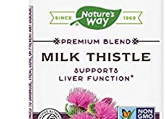 Nature's Way Milk Thistle