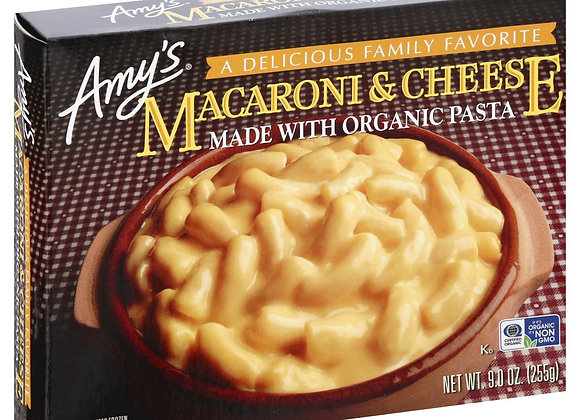 Amy's Whole Wheat Mac and Cheese