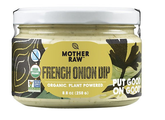 Mother's Raw French Onion Dip