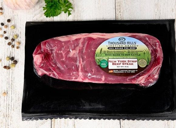Thousand Hills New York Strip Steak