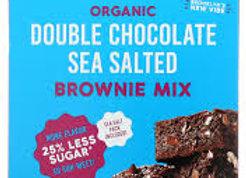 Foodstirs Dark Chocolate Sea Salt Brownie Mix