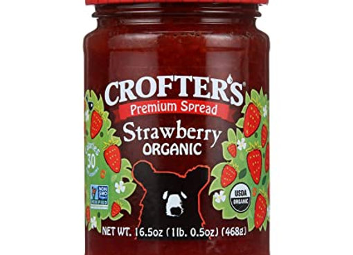 Crofter's Jam, Strawberry