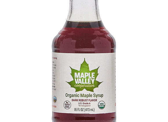 Maple Valley Cooperative Maple Syrup, Grade A