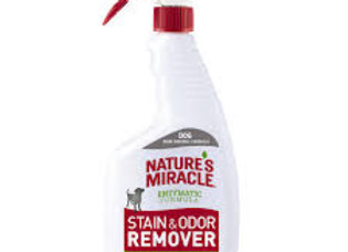 Nature's Miracle Dog Stain and Odor Remover, 24 oz