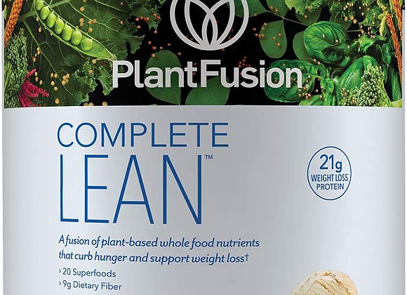 Plantfusion Lean Protein Powder, Vanilla Bean