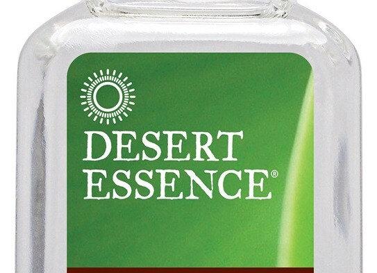 Desert Essence Tea Tree Oil .5 Fl Oz