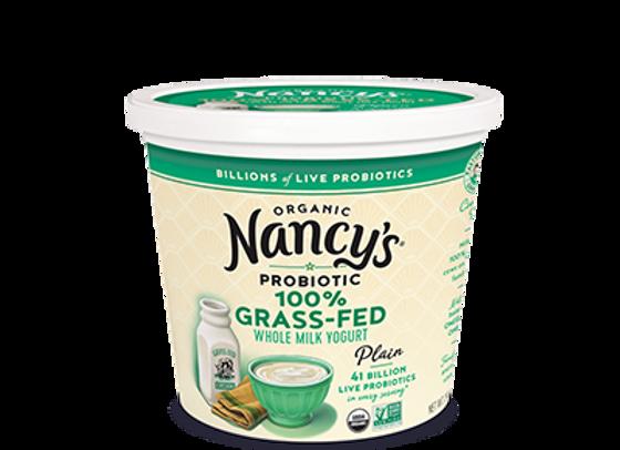 Nancy's Plain Yogurt, 24 oz