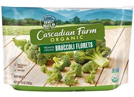 Cascadian Farm Organic Cut Broccoli