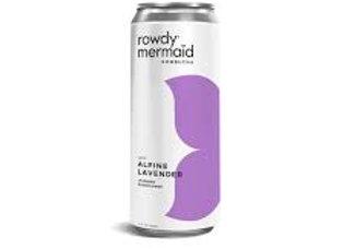 Rowdy Mermaid Alpine Lavender Kombucha