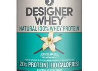 Designer Protein, Designer Whey, Vanilla