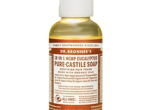 Dr. Bronner's Eucalyptus Soap Travel