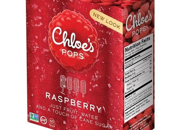 Chloe's Pops, Raspberry Fruit Dessert Bars