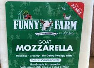 Goat Mozzarella Cheese