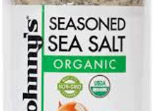 Johnny's Organic Seasoned Sea Salt