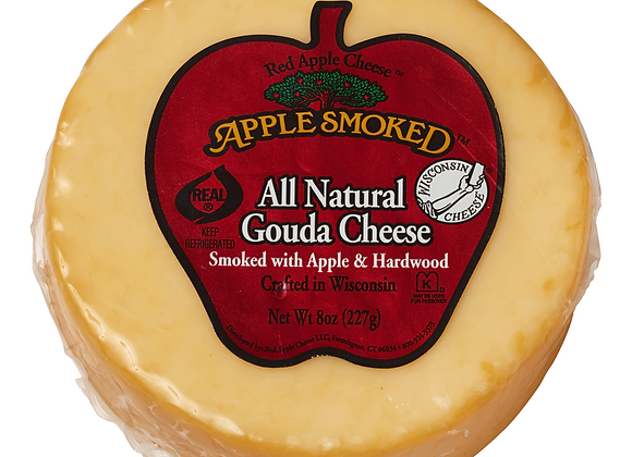 Red Apple Cheese, Applewood Smoked Gouda