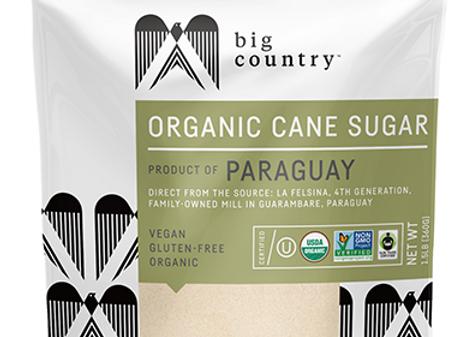 Big Country Organic Cane Sugar