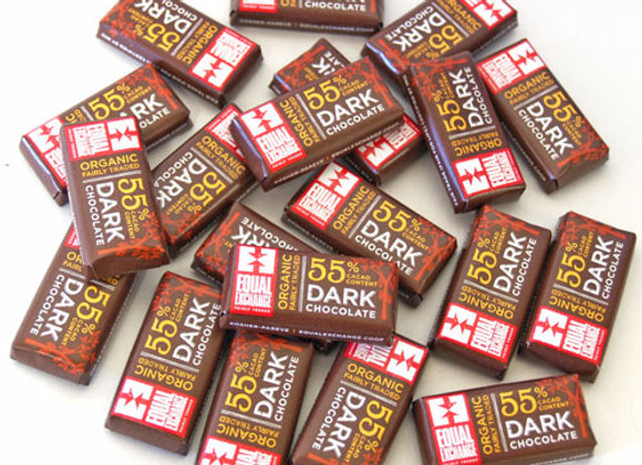 Mini Dark Chocolate