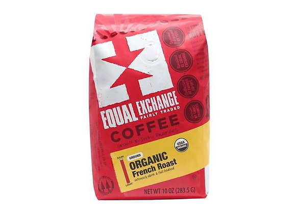 Equal Exchange French Roast Coffee